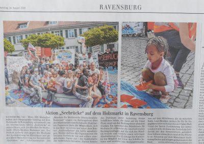 Seebrücke Ravensburg Schwäbische Zeitung